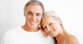 Man and Woman Smiling Small - Laser Eye Suregry - Freedom Eye Laser