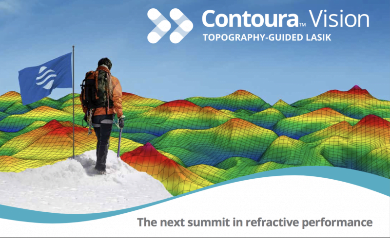 Contoura Vision LASIK, the pinnacle of refractive performance